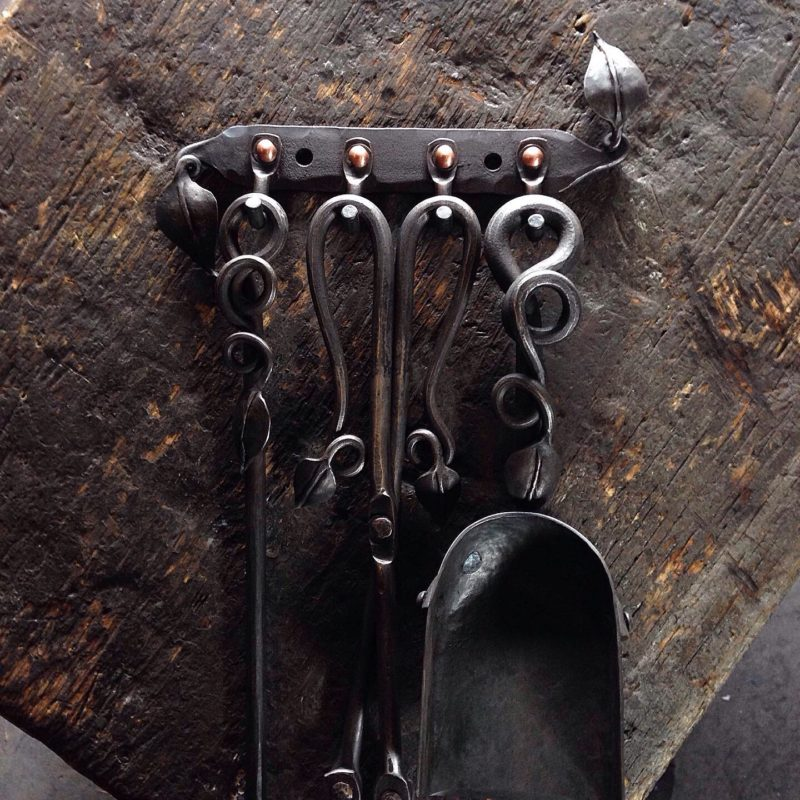 contemporary artist blacksmith mark puigmarti